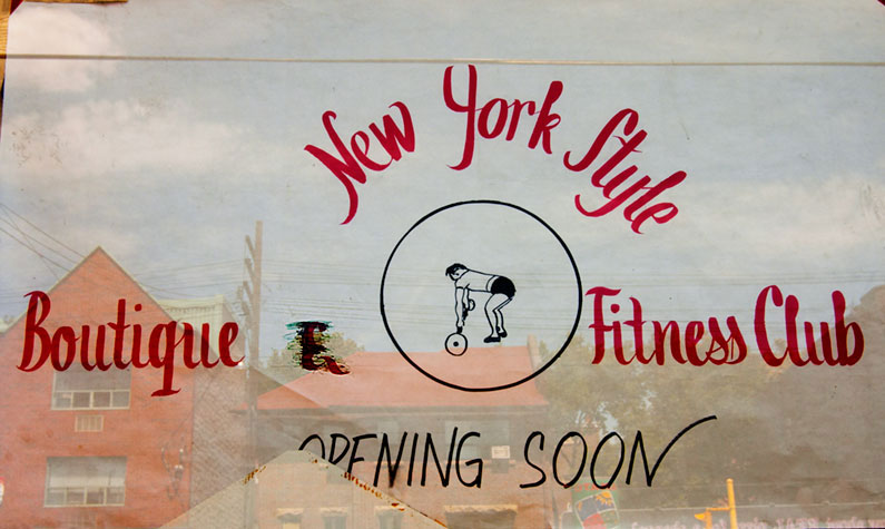 new york style boutique & fitness club