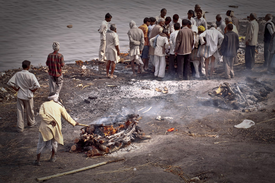 burning ghat