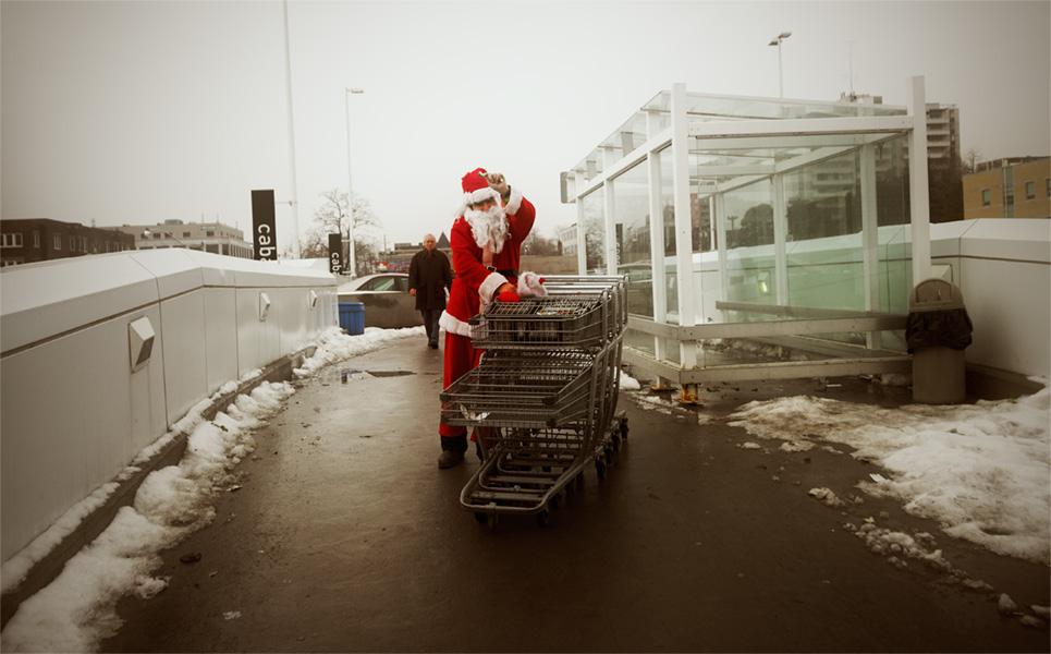 santa's day job