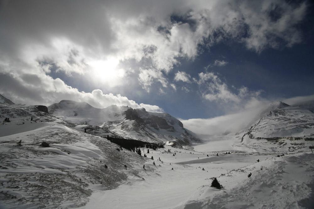 jasper - columbia ice field 1