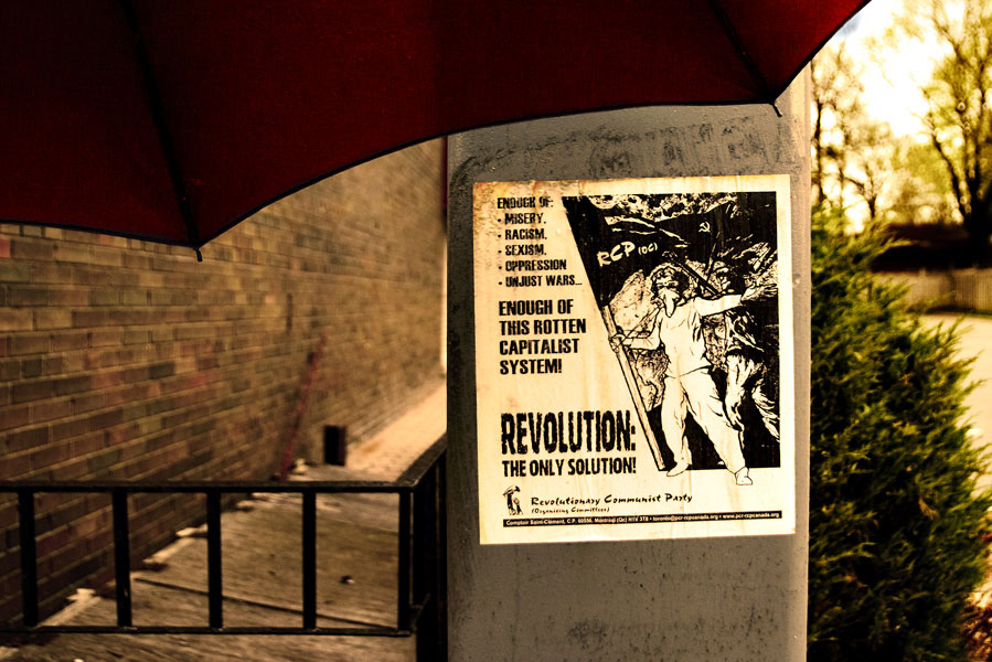 revolutionary communist party