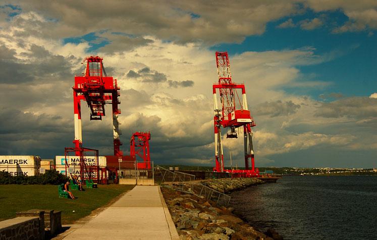 container pier 2