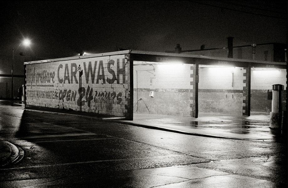high pressure car wash