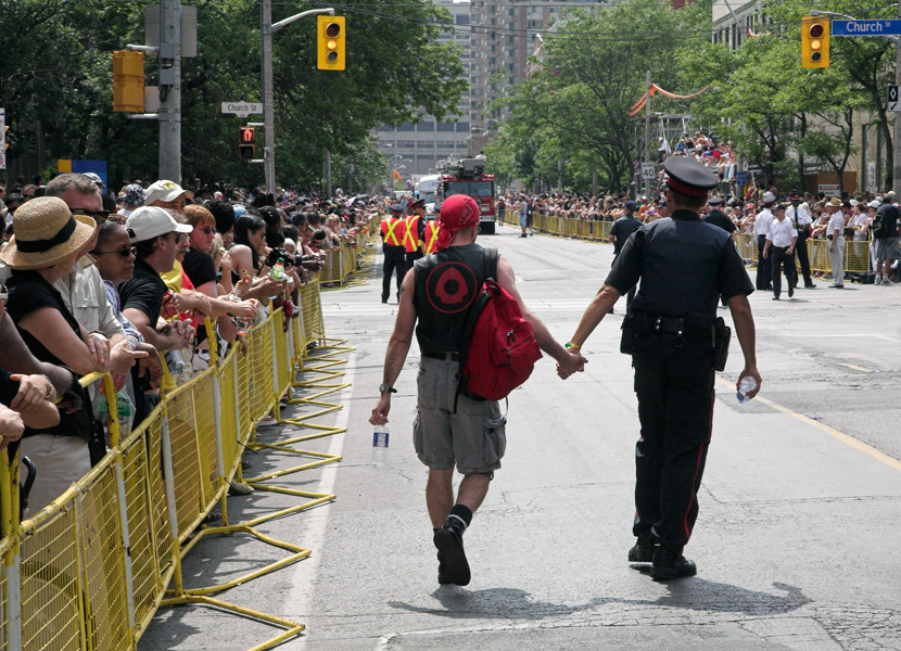 a real cop :)