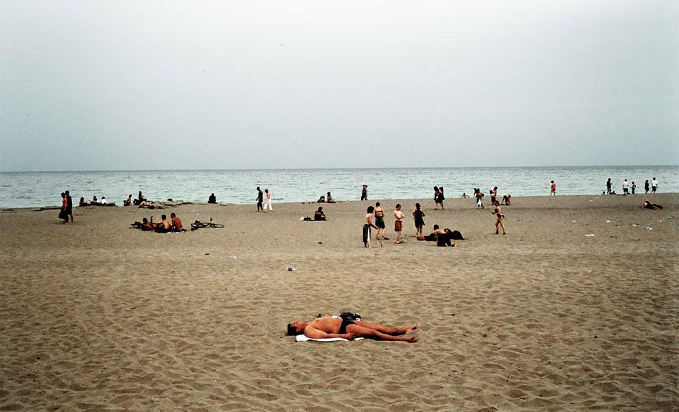 kew beach