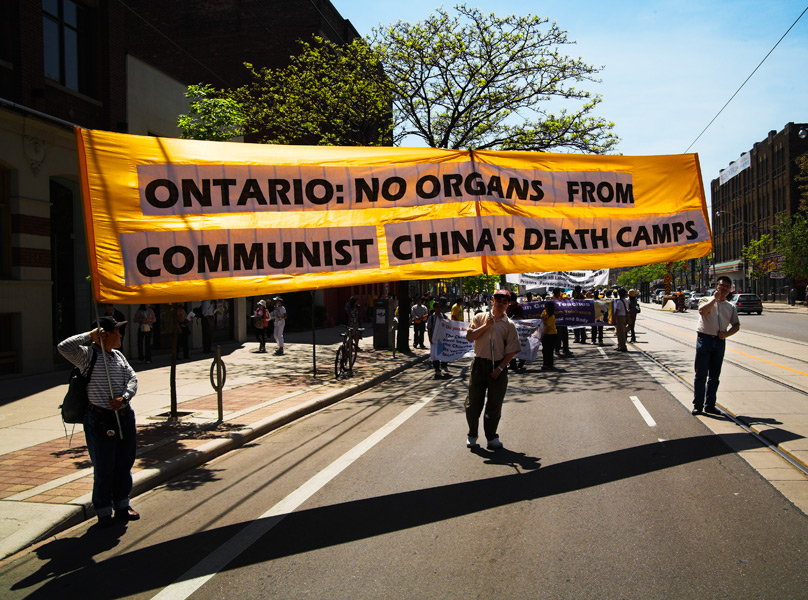 ontario: no organs from communist china's death camps