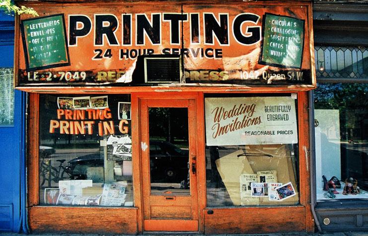 printing printing printing