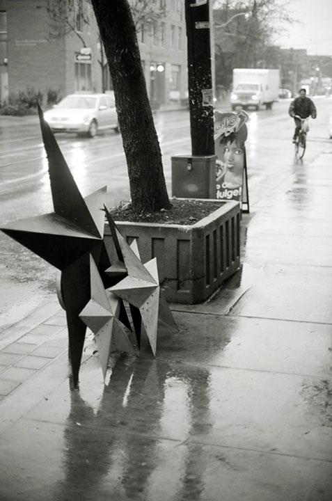 rain, stars