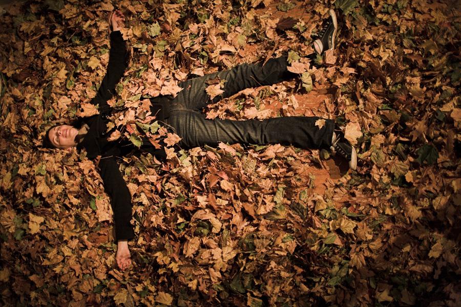 sarah, leaves